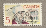 Stamps Canada -  Hon. George Brown