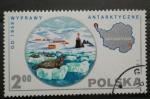 Sellos de Europa - Polonia -  antarktyczne