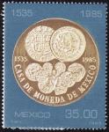 sellos de America - México -  Casa de moneda de México