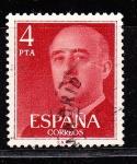 Sellos de Europa - España -  E2225 General Franco  (221)