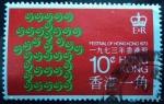 Sellos de Asia - Hong Kong -  Festival of Hong-Kong 1973