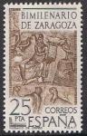 Stamps Europe - Spain -  BIMILENARIO DE ZARAGOZA