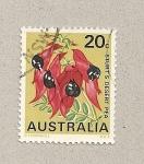 Stamps Australia -  Guisantes del dedierto