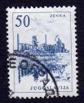 Sellos de Europa - Yugoslavia -  ZENICA