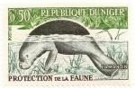 Stamps Africa - Niger -  Manatí