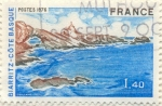 Stamps France -  Biarritz - Côte Basque