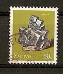 Stamps Africa - Kenya -  Minerales.
