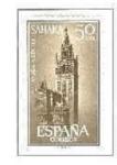 Sellos del Mundo : Europa : España :  SAHARA   EDIFIL 215 (29 SELLOS) INTERCAMBIO