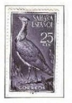 Stamps Spain -  SAHARA EDIFIL 180 (1SELLO )