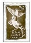Sellos del Mundo : Europa : España :  SAHARA EDIFIL 181 (3 SELLOS) INTERCAMBIO