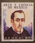 Stamps America - Mexico -  carlos de siguenza y gongora