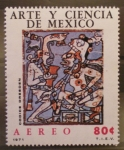 Stamps Mexico -  codice dresden