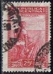 Stamps Argentina -  Scott  441  Agricultura (2)