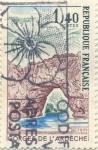 Stamps France -  Gorges de l'Ardèche