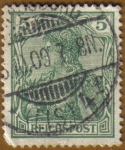 Stamps Europe - Germany -  Germanica