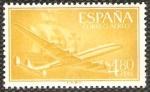 Stamps Spain -  1176 - superconstellation y nao Santa María