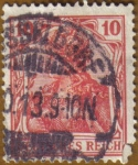 Stamps Germany -  Germanica