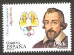Stamps Europe - Spain -  miguel servet
