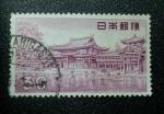Sellos de Asia - Japón -  Vivienda Japonesa