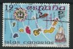 Sellos de Europa - España -  E2623 - España insular