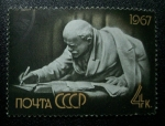 Stamps Europe - Russia -  Lenin