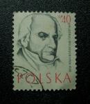Sellos de Europa - Polonia -  Dr.Jedrzei Sniadecki 1768-1838