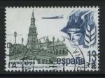 Stamps Spain -  E2635 - Correo Aéreo - Exposición Iberoamericana de 1929