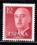 Sellos de Europa - España -  1143 General Franco  (231)