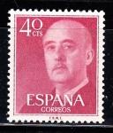 Sellos de Europa - España -  1148 Franco  (236)