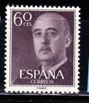 Sellos de Europa - España -  1150 Franco  (238)