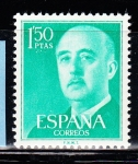 Sellos de Europa - España -  1155 Franco  (242)