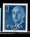 Sellos de Europa - España -  1159 Franco   (245)