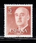 Sellos de Europa - España -  1160 Franco   (246)