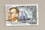 Stamps Canada -  William Roue, arquitecto naval