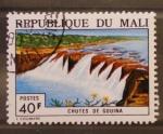 Stamps Africa - Mali -  chutes de gouina