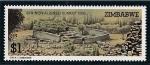 Stamps Africa - Zimbabwe -  Monumento Nacional del Gran Zimbabwe