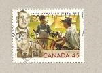 Stamps Canada -  Cubiertas canadienses