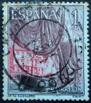 Stamps Spain -  Cudillero