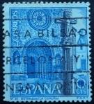 Sellos de Europa - Espa�a -  Iglesia de San Francisco / Betanzos