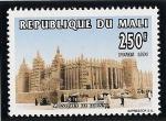 Stamps Mali -  Antiguas ciudades de Djenné
