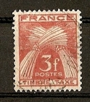 Stamps Europe - France -  Tasas./ Leyenda Timbre-Taxe.