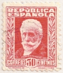 Sellos de Europa - España -  Pablo Iglesias Posse