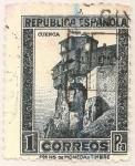 Sellos de Europa - España -  Casas Colgadas de Cuenca