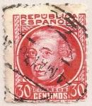 Sellos de Europa - España -  Gaspar Melchor de Jovellanos