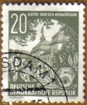 Stamps Germany -  ELSTER