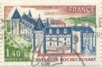 Stamps France -  Chateau de Rochechouart