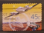 Stamps Australia -  outback services