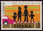 Stamps Spain -  Concienciación