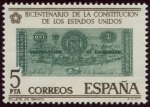 Sellos de Europa - España -  Conmemoraciones