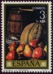Stamps : Europe : Spain :  Pintura